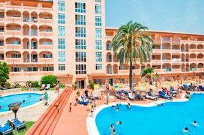 Andalousie-Malaga, Hôtel Bahia Tropical