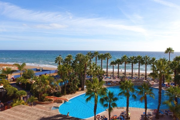 Piscine - Club Bravo Club Marbella Playa 4* Malaga Andalousie