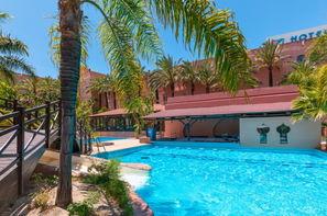 Andalousie-Malaga, Club Bravo Club Playacalida