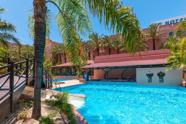 Piscine - Club Bravo Club Playacalida 4* Malaga Andalousie