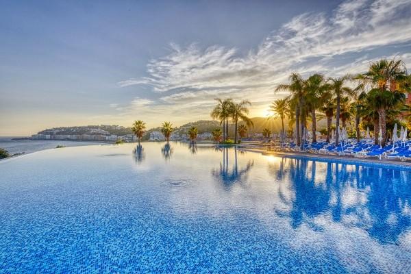 Piscine - Club Coralia Playacalida 4* Malaga Andalousie