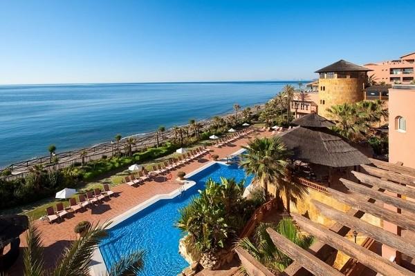 Piscine - Hôtel Elba Estepona Gran Hotel & Thalasso Spa 5*