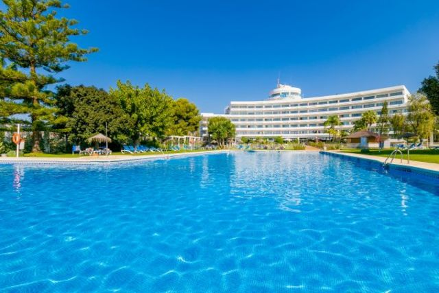 Fram Andalousie : hotel Club Framissima Paraiso Marbella - Malaga