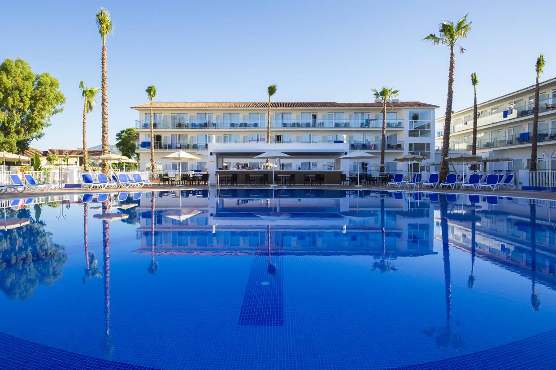 Piscine - Hôtel Globales Playa Estepona 4* Malaga Andalousie