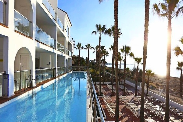 Piscine - Hôtel Iberostar Costa Del Sol 4* Malaga Andalousie