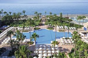 Andalousie - Malaga, Hôtel Iberostar Malaga Playa 4*