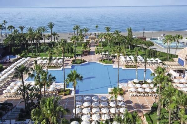 Piscine - Hôtel Iberostar Malaga Playa 4* Malaga Andalousie
