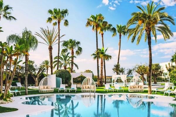 Piscine - Hôtel Iberostar Marbella Coral Beach 4* Malaga Andalousie