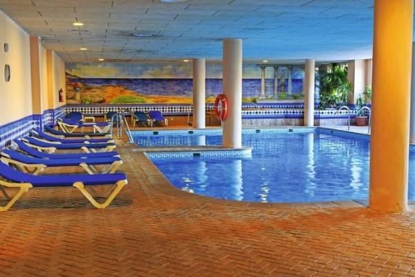 Piscine - Club Jet Tours Playacalida Spa 4* Malaga Andalousie