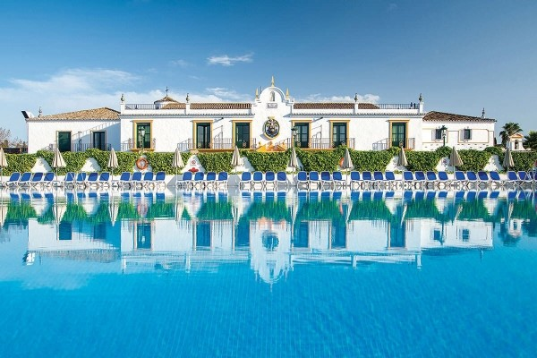 h tel look a pueblo andaluz san pedro de alcantara andalousie partir pas cher. Black Bedroom Furniture Sets. Home Design Ideas