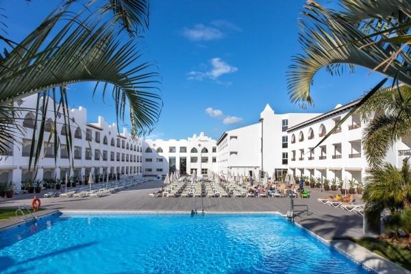 Piscine - Hôtel Mac Puerto Marina Benalmadena 4* Malaga Andalousie