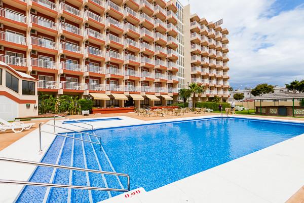 Piscine - Hôtel Med Playa Balmoral  2*