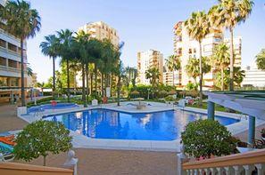 Andalousie-Malaga, Hôtel Parasol Garden