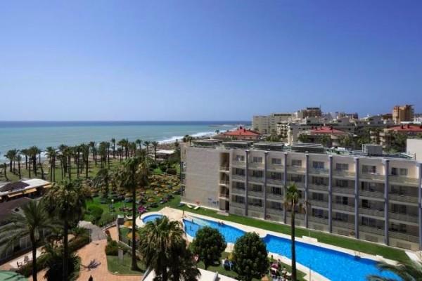 Piscine - Hôtel Pez Espada 4* Malaga Andalousie