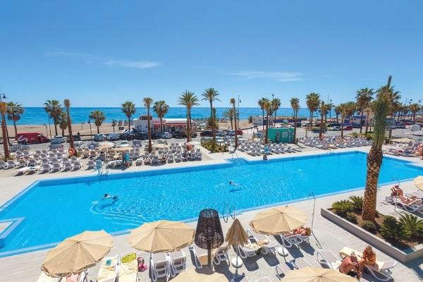 Piscine - Hôtel Riu Costa Del Sol 4* Malaga Andalousie
