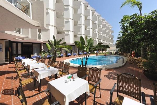 Piscine - Hôtel Roc Lago Rojo 4* Malaga Andalousie