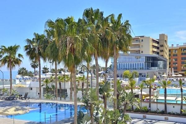 Piscine - Hôtel Sol Don Marco 4* Malaga Andalousie