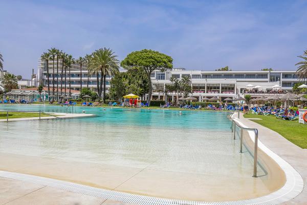 Piscine - Hôtel Sol Marbella Estepona Atalaya Park 4* Malaga Andalousie