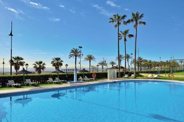 Piscine - Hôtel Sol Principe 4* Malaga Andalousie
