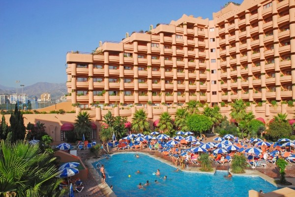 Piscine - Top Clubs Almunecar Playa