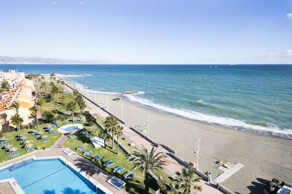 Plage - Club Framissima Sol Guadalmar 4* Malaga Andalousie