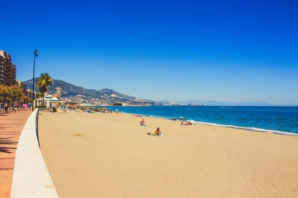 Plage - Occidental Fuengirola 4* Malaga Andalousie