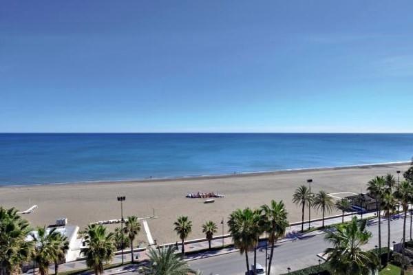Plage - Hôtel Sol Principe 4* Malaga Andalousie