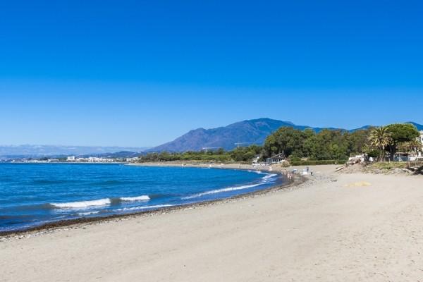 Plage - Hôtel SplashWorld Playa Estepona 4* Malaga Andalousie