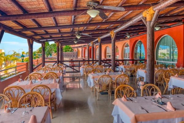 Restaurant - Club Bravo Club Playacalida 4* Malaga Andalousie