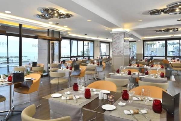 Restaurant - Hôtel Melia Costa del Sol 4* Malaga Andalousie