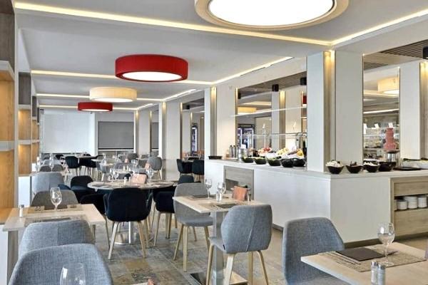 Restaurant - Hôtel Sol Don Marco 4* Malaga Andalousie