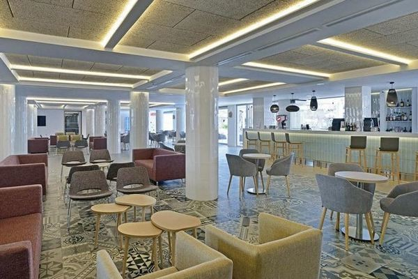 Restaurant - Hôtel Sol Don Pedro 4* Malaga Andalousie