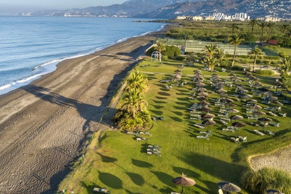 Vue panoramique - Club Eldorador Impressive Playa Granada 4* Malaga Andalousie