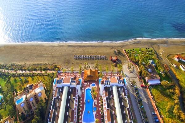 Vue panoramique - Hôtel Iberostar Costa Del Sol 4* Malaga Andalousie