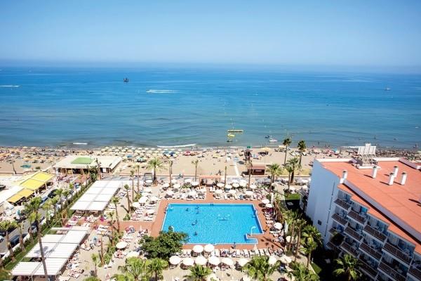 Vue panoramique - Hôtel Riu Nautilus 4* Malaga Andalousie