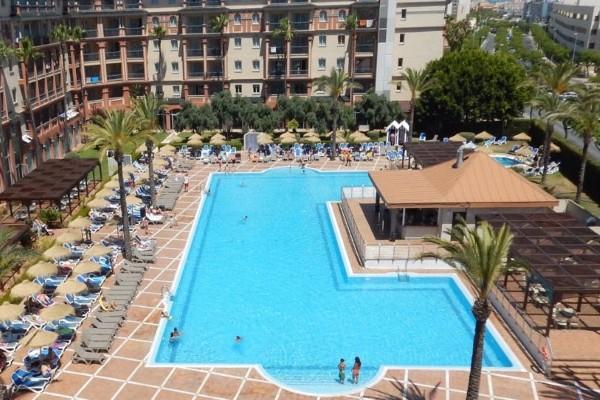 Piscine - Club Coralia Ohtels Islantilla 4* Seville Andalousie
