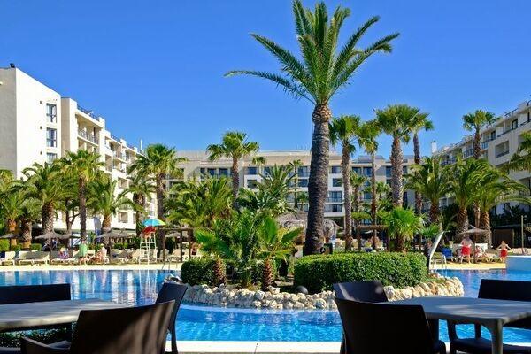 Piscine - Hôtel Kappa Club Estival Islantilla 4* Seville Andalousie