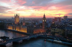 Angleterre-Londres, Hôtel St Giles sup