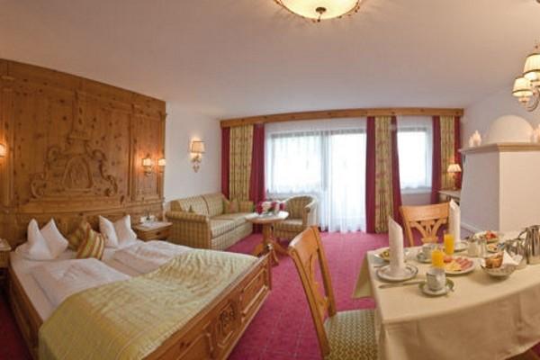 Chambre - Hôtel Schwarzbrunn 4* sup Innsbruck Autriche