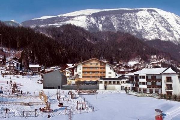 Facade - Hôtel Schwarzbrunn 4* sup Innsbruck Autriche