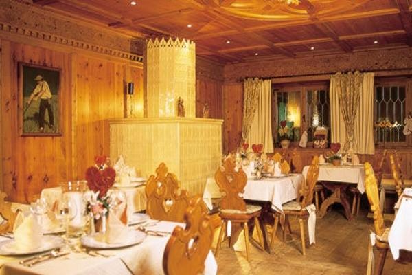 Restaurant - Hôtel Schwarzbrunn 4* sup Innsbruck Autriche