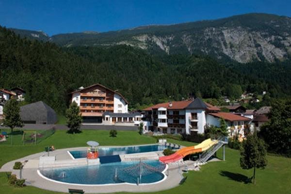 Vue panoramique - Hôtel Schwarzbrunn 4* sup Innsbruck Autriche