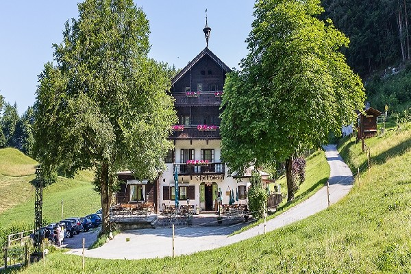 Facade - Hôtel BERGHOTEL HINTERDUXERHOF-ETE 3* Vienne Autriche