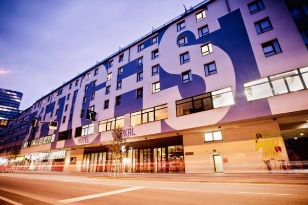Facade - Hôtel Nouvel An à Vienne 4* Vienne Autriche