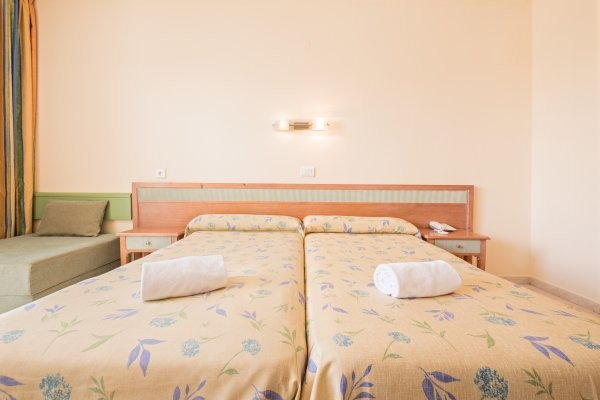 Chambre - Hôtel AzuLine Pacific 3* Ibiza Baleares