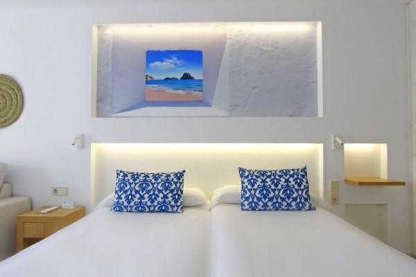 Chambre - Hôtel BG Portinatx Beach Club 4* sup Ibiza Baleares