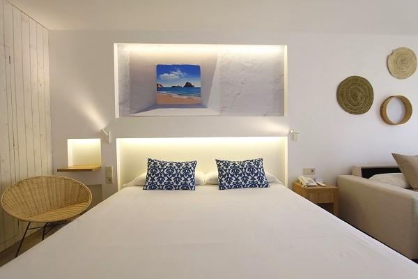 Chambre - Hôtel Club Portinatx 4* Ibiza Ibiza