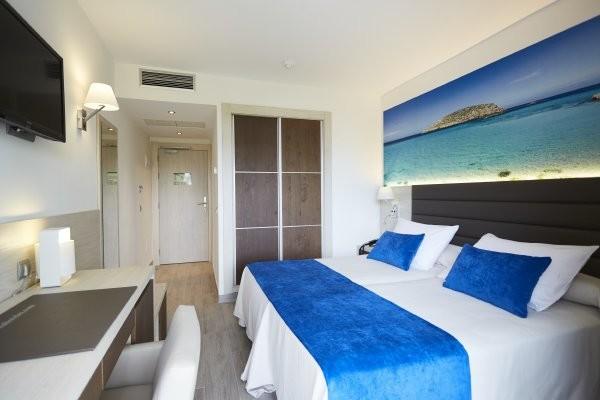 Chambre - Club Framissima Invisa Cala Verde 3* sup Ibiza Baleares