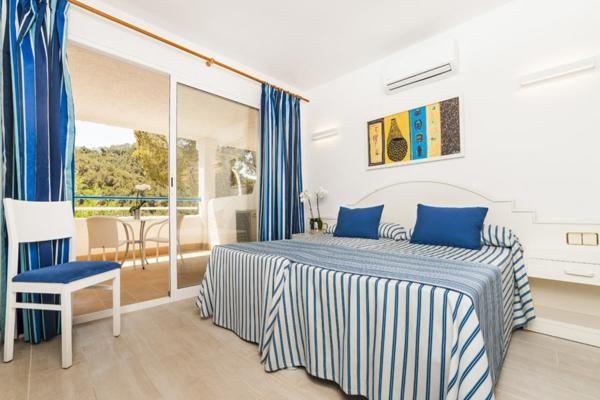 Chambre - Hôtel Globales Montemar 3* Ibiza Baleares