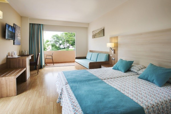 Chambre - Hôtel Invisa Club Cala Blanca 3* Ibiza Ibiza